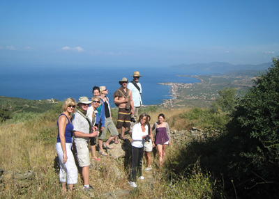 Walking holidays and yoga holidays